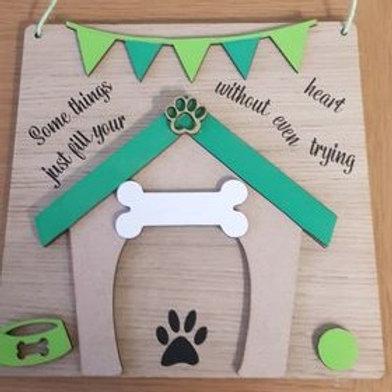 Pet Wooden Plaque