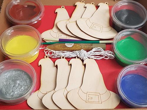 Halloween Garland Craft Kits
