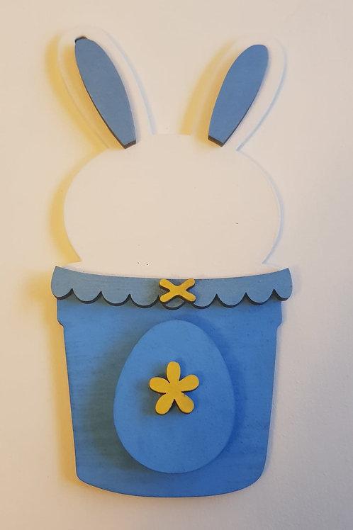 Bunny Money Plaque(Kit)