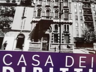 """Casa dei DIRITTI, Milano, via de Amicis 10, collettiva """"Le follie nell'arte"""", 15/04/20"""
