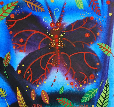 La farfalla ottobrina