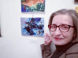 """Piccoli quadri-grandi tesori è il titolo della mostra del piccolo quadro presso Associazione """"A"""