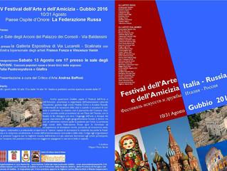 Festival dell'arte e dell'Amicizia Italia-Russia