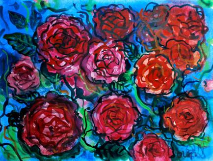 La festa delle rose.