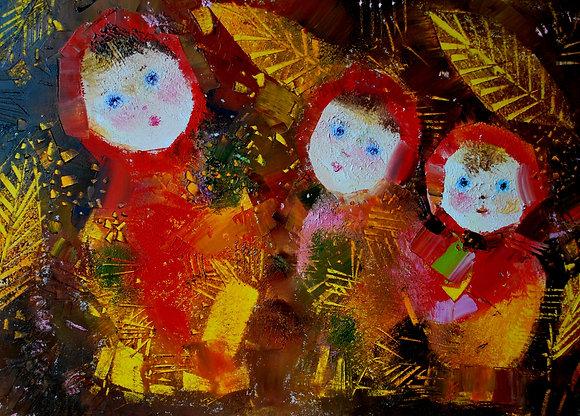 Tre sorelline