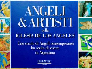 """Esposizione a Monza del progetto internazionale """"Angeli ed Artisti"""" novembre 2017"""