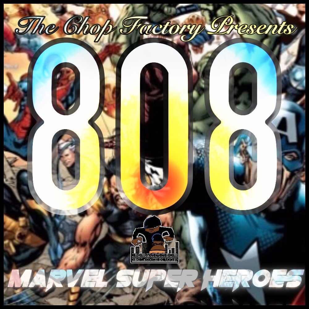 808 Marvel Super Heroes - MPC Expansion Pack
