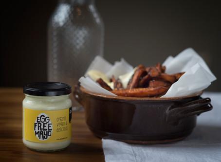 הרטבים המעולים של ביו בנדיטס+ מתכון לכרובית עם קטשופ / The excellent sauces of Bio Bandits+a recipe