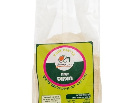 קמח סויה /עדשים/חומוס - Soy flour / lentils / chickpeas