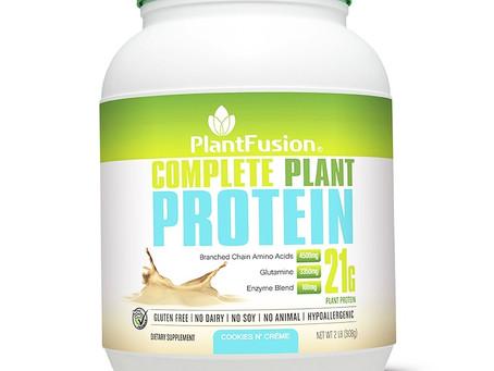 "Protein powder ""Plant Fusion"" / אבקת החלבון"