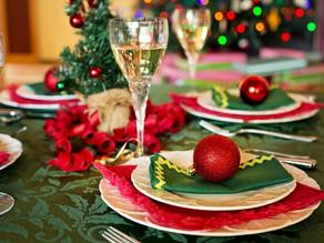 Faites appel à un service de traiteur pour Noël pour passer des fêtes sans stress.