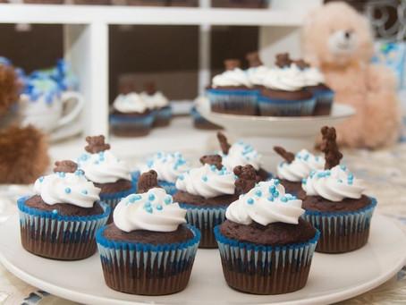 Idées de restauration pour les baby shower ou fête prénatale
