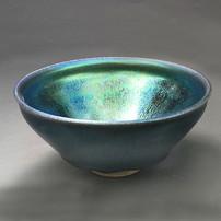 Rainbow colors, 7 iridescents bowls, Beijing