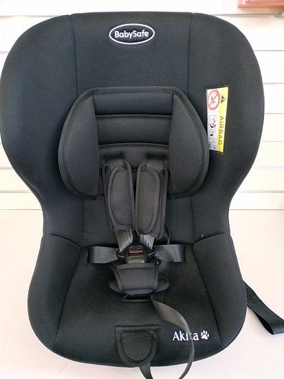 BabySafe Akita / Black - 0-18kg
