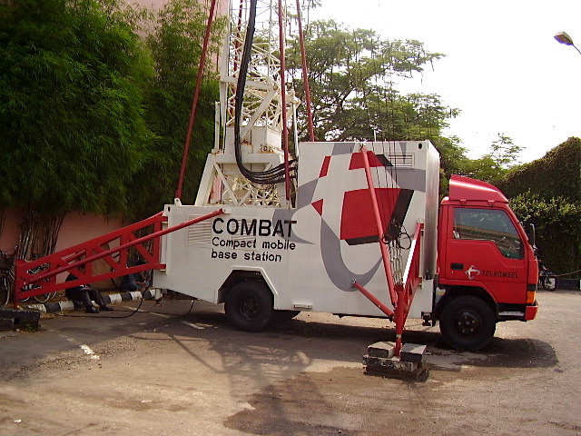 Compact Mobile Base Station