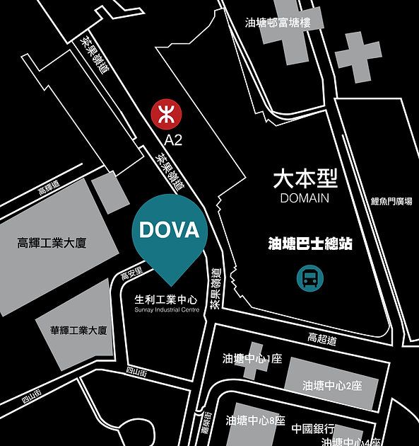 Dova co-working space