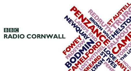 BBC Radio Cornwall!! Interview!!