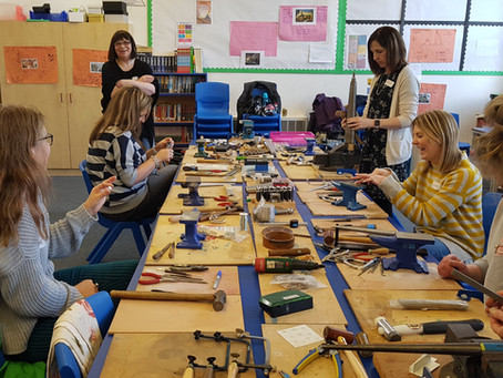 Mobile Jewellery School.....Teaching Teachers