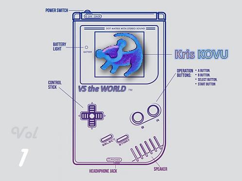 Kris KOVU vs. The WORLD + [ Digital EP ]