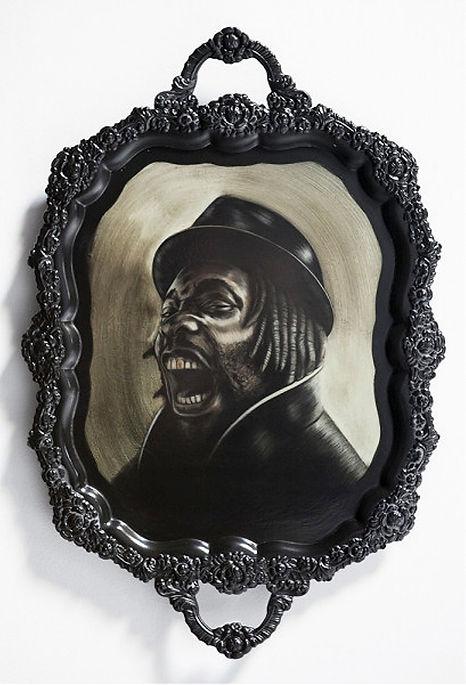 Portrait of Preacher Pine-Tar (i'm the w