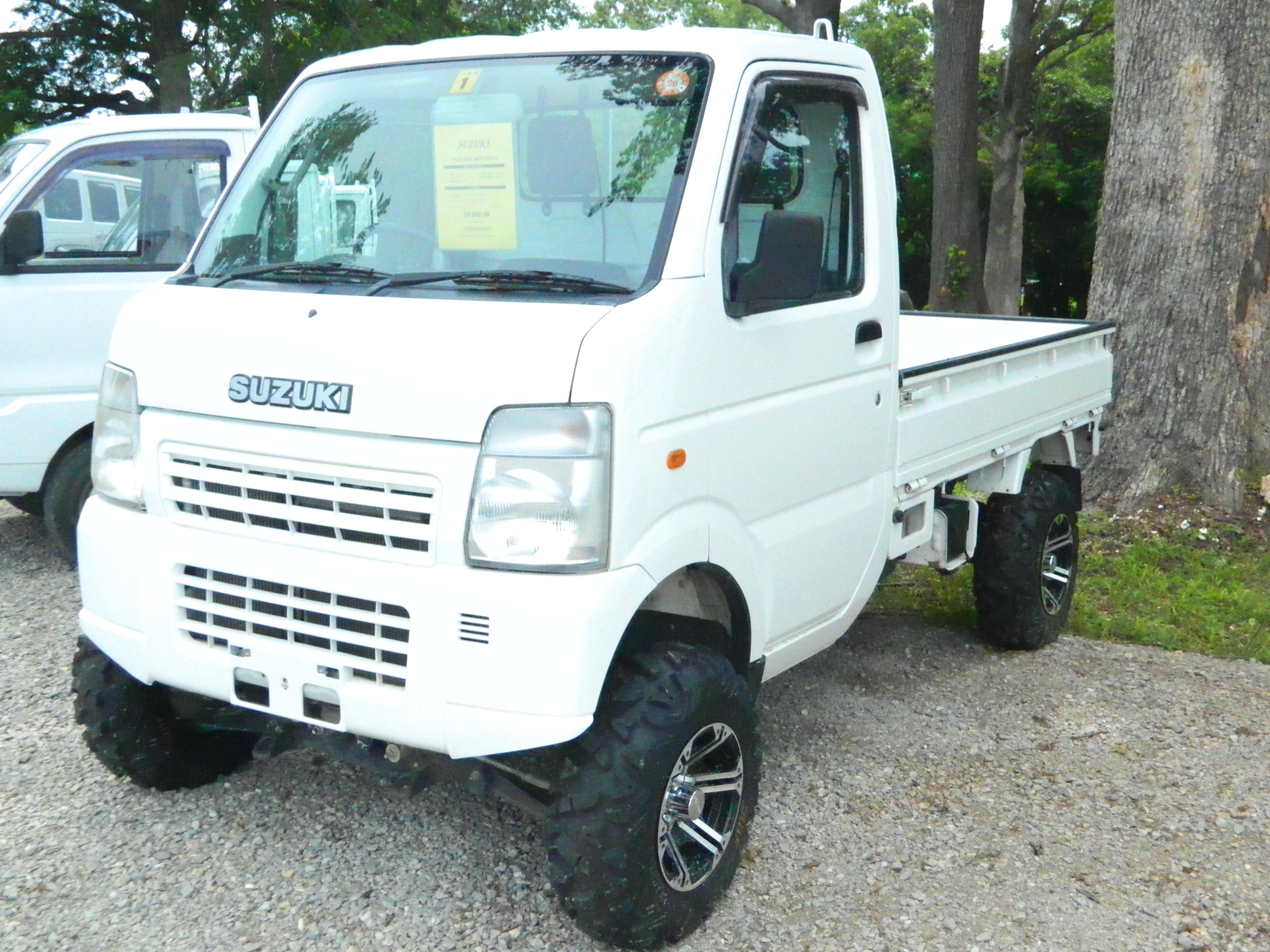 Suzuki Mini Trucks For Sale Ontario
