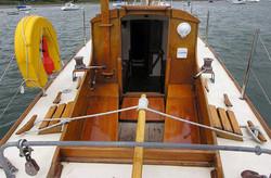 Santiano cockpit