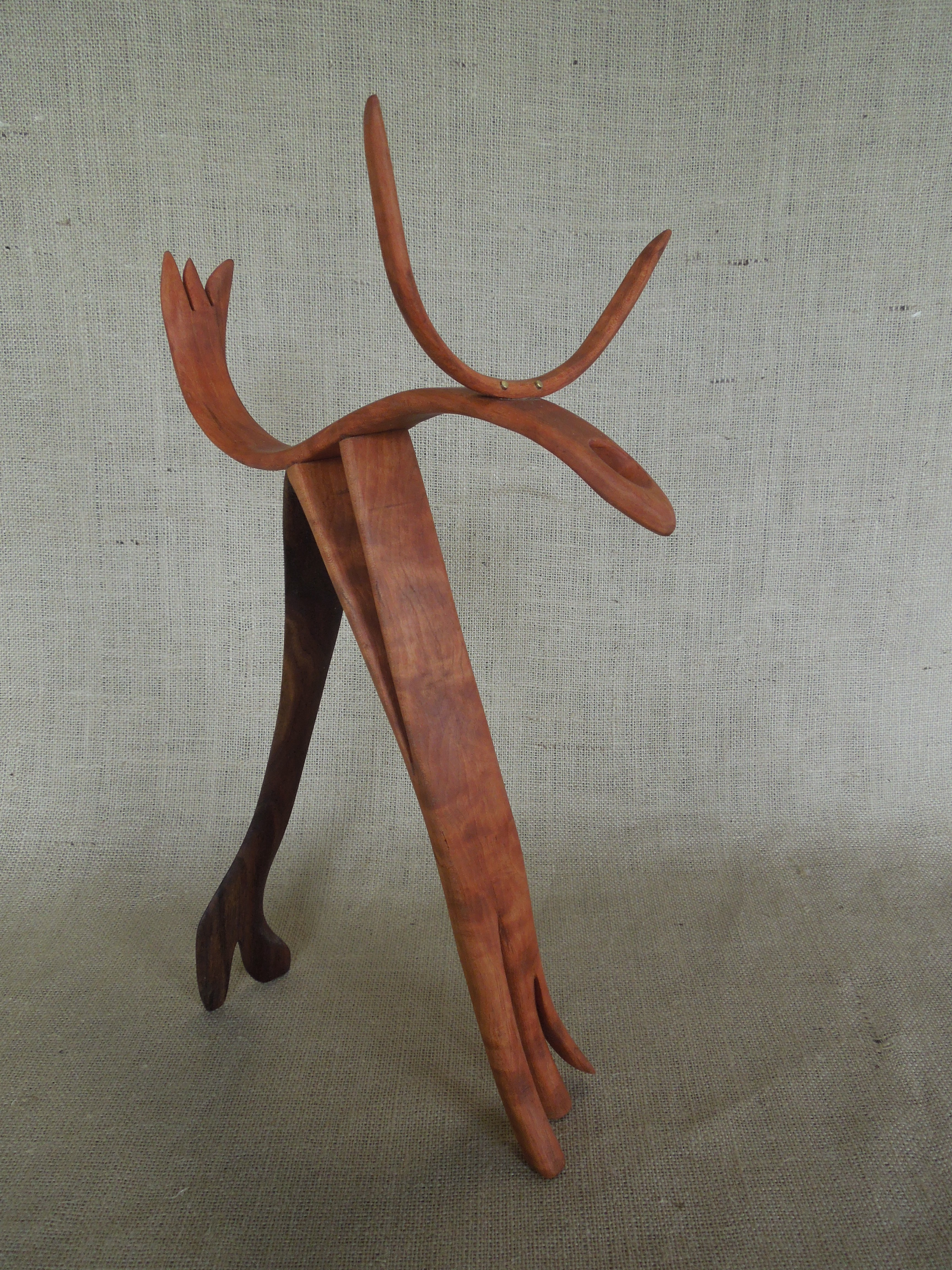 Waiting Caribou -SOLD
