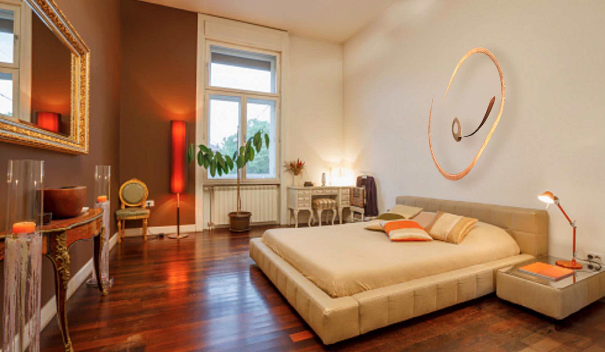 hoop bedroom
