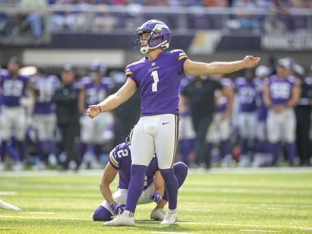 Vikings hang on despite Lions late rally, 19-17