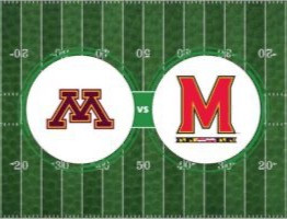 Minnesota Gophers (4-2) host the Maryland Terrapins (4-2) Week 8 Preview