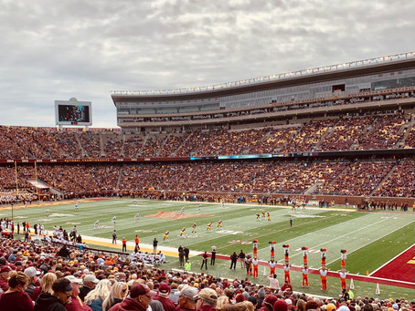 Bowling Green spoils the Minnesota Gophers' Homecoming 14-10