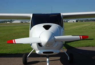 N119JP, Pipistrel Alpha Trainer