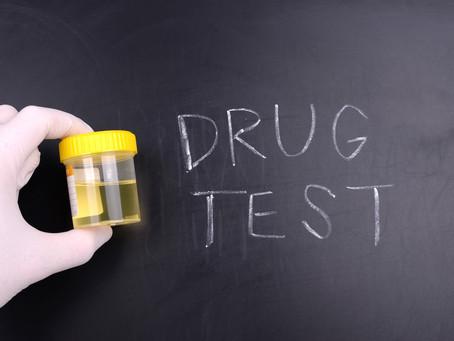 בדיקת שתן לסמים