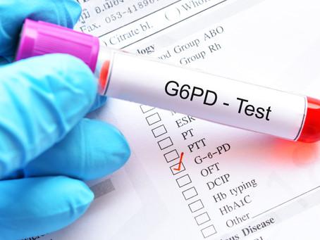 מה ידוע לך על G6PD ?