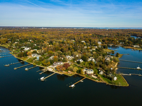 Aerial Photography Annapolis