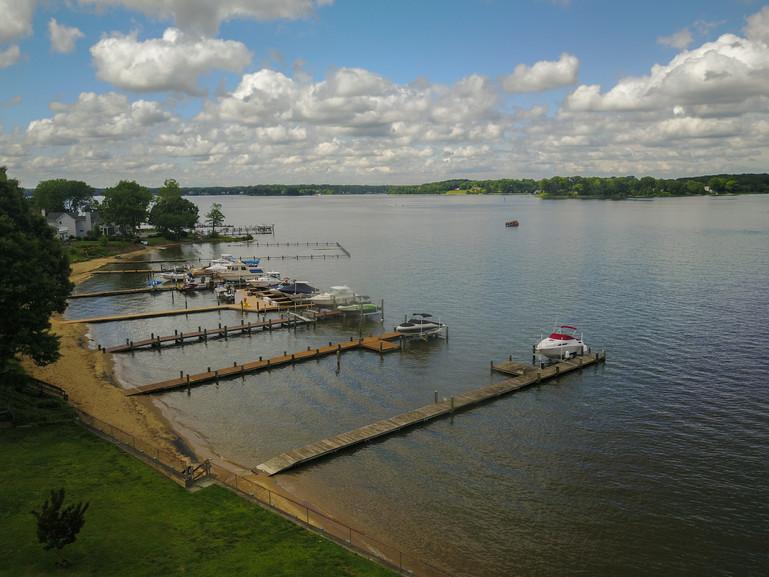 Edgewater Aerial Photograph
