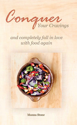 Conquer Your Cravings - paperback