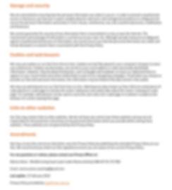 Website Privacy Policy - www.manna-stone