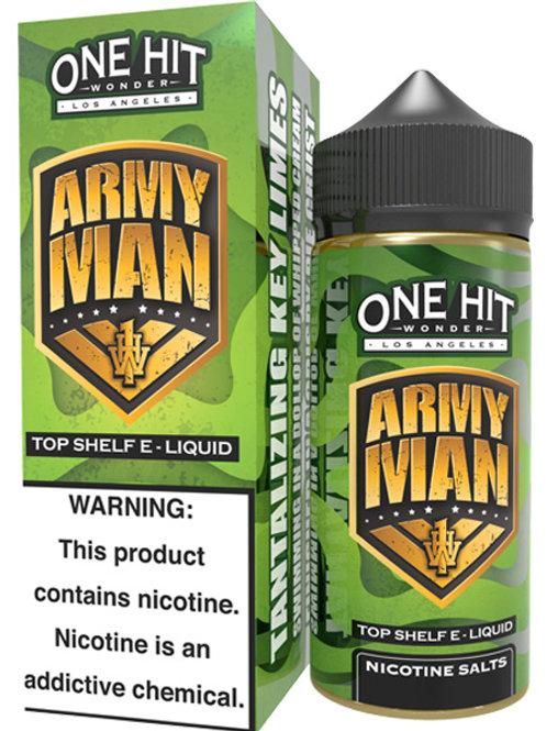 Army Man E-Liquid