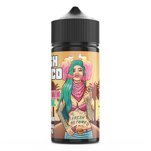 DOWNTOWN CENTRAL BY FRESH VAPE CO E-LIQUID
