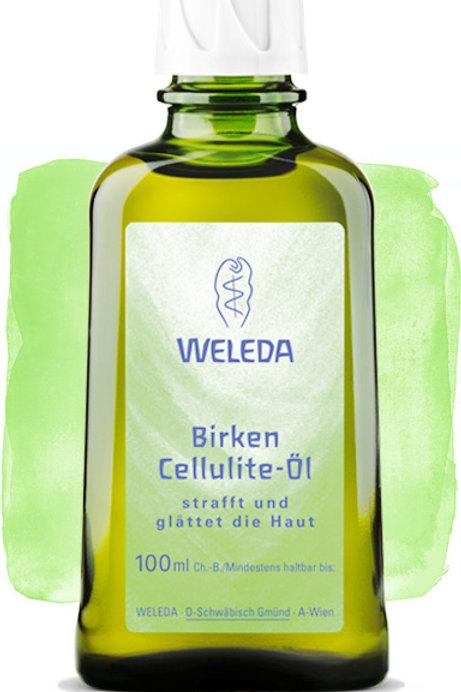 Березовое антицеллюлитное масло