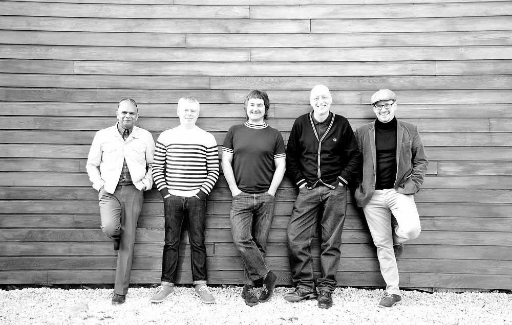 Flipside - the new York Mod DJ Collective - Jay Cee, Gary Brown, Dan Guest, Derek Dekka Hamer, Stuart Green #FlipsideMods #Mods #York