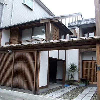 新築町家住宅 in 若狭小浜
