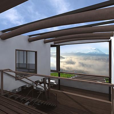 富士山の絶景CafeRestrante