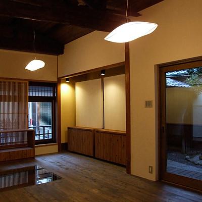 ちおん舎ギャラリー in 京都市中京区