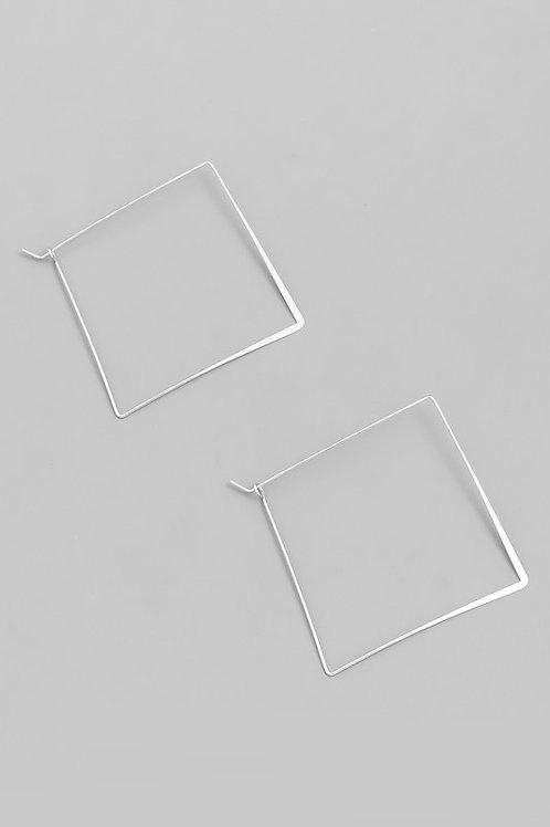 square wire hoop