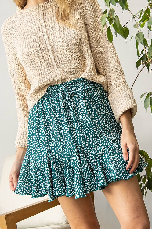 Twirl With Me Skirt