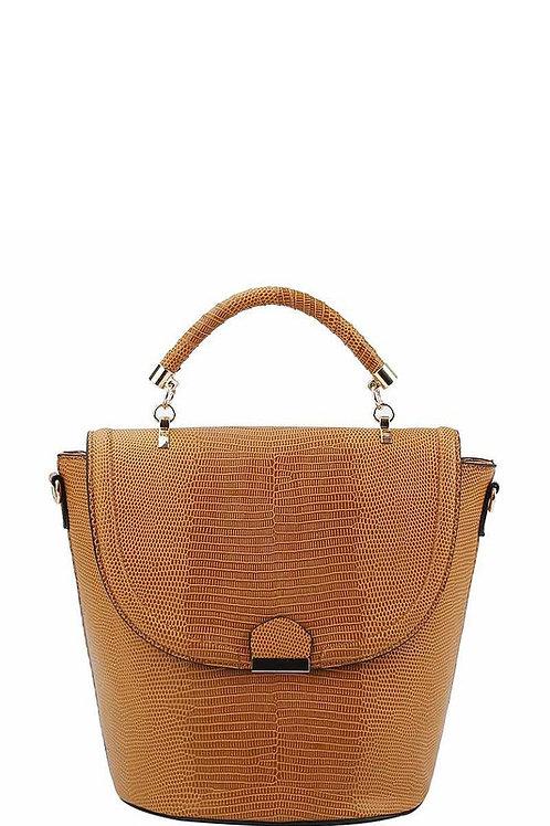 Milan Bucket satchel bag
