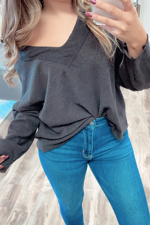 Upstate Pullover Top