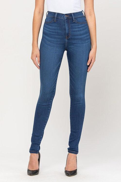 Sierra High Waist Jegging Jean